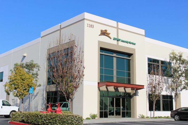 Tustin Business Center